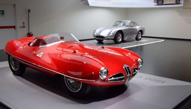 Auto storiche Alfa Romeo Arese
