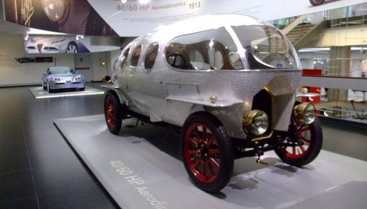 Auto storiche Alfa Arese