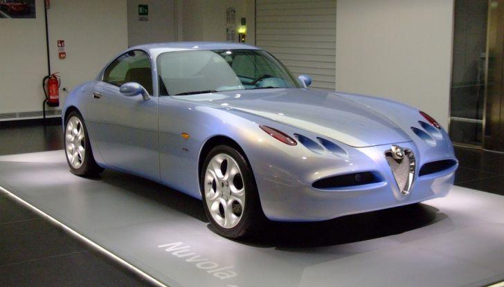 Auto storiche Alfa
