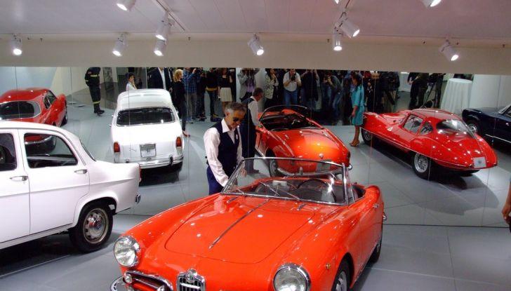 Bocelli Alfa Romeo