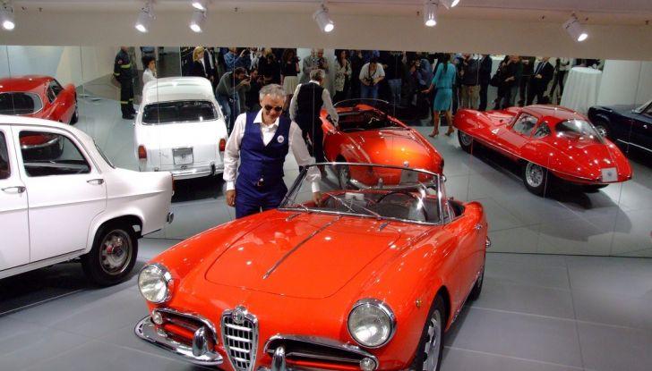 Andrea Bocelli Alfa Romeo