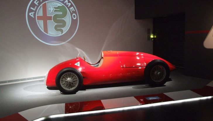 Auto storiche Museo di Arese