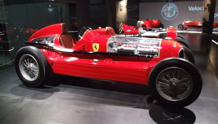 Auto storiche Museo Alfa Romeo di Arese