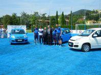 Fiat Pandazzurri: l'edizione limitata dedicata alla Nazionale di calcio