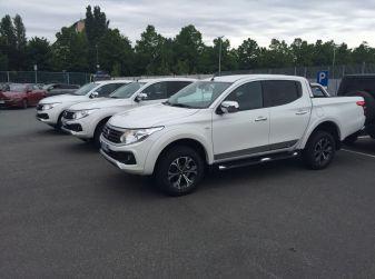 Fiat Fullback: prova su strada, motorizzazioni e prezzi del nuovo pick up italiano