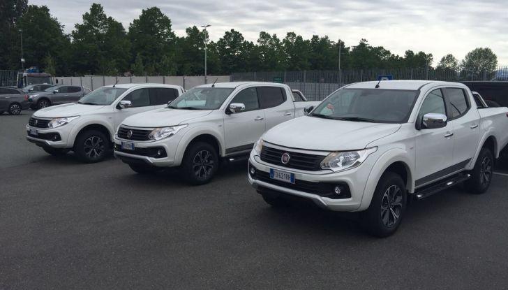 Fiat Fullback prova
