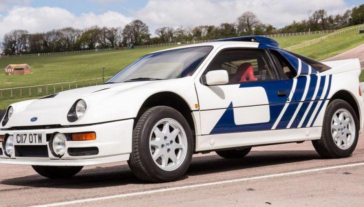 Le 5 auto che hanno fatto la storia del Gruppo B - Foto 7 di 11