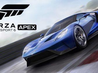 Oggi arriva la Open Beta di Forza Motorsport 6: Apex su Windows 10