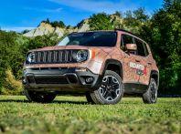 Garage Italia Customs: Jeep Renegade Uncharted Edition