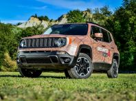 Garage Italia Customs: Jeep Renegade Uncharted Edition