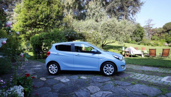 Opel Karl GPL Tech, 100 km con tre euro: il Test Drive - Foto 8 di 37