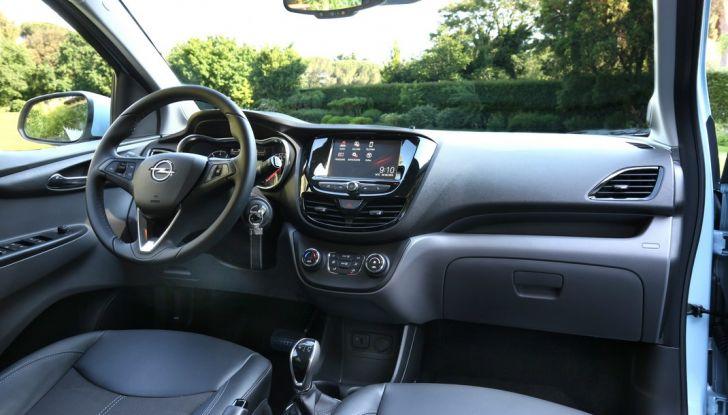 Opel Karl GPL Tech, 100 km con tre euro: il Test Drive - Foto 19 di 37
