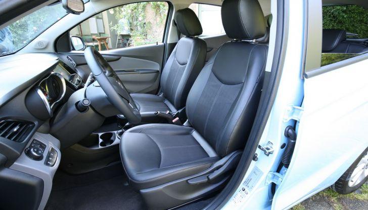 Opel Karl GPL Tech, 100 km con tre euro: il Test Drive - Foto 20 di 37