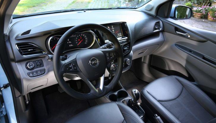 Opel Karl GPL Tech, 100 km con tre euro: il Test Drive - Foto 24 di 37
