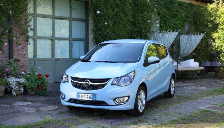 Opel Karl GPL Tech, 100 km con tre euro: il Test Drive - Foto 11 di 37