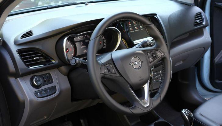 Opel Karl GPL Tech, 100 km con tre euro: il Test Drive - Foto 9 di 37