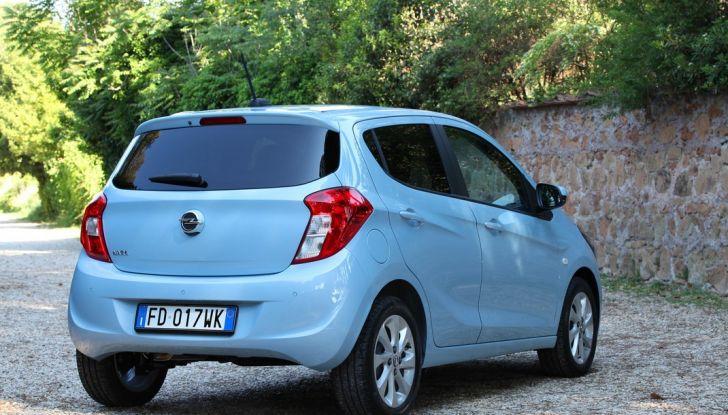 Opel Karl GPL Tech, 100 km con tre euro: il Test Drive - Foto 12 di 37