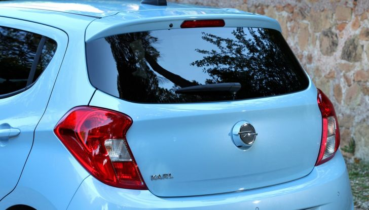 Opel Karl GPL Tech, 100 km con tre euro: il Test Drive - Foto 17 di 37