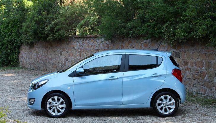 Opel Karl GPL Tech, 100 km con tre euro: il Test Drive - Foto 16 di 37