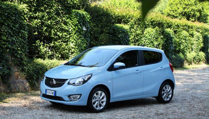 Opel Karl GPL Tech, 100 km con tre euro: il Test Drive - Foto 21 di 37
