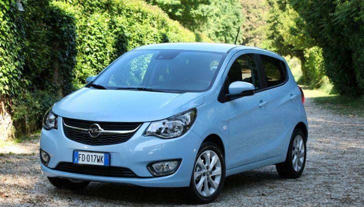Opel Karl GPL Tech, 100 km con tre euro: il Test Drive - Foto 7 di 37