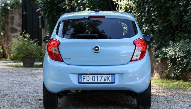 Opel Karl GPL Tech, 100 km con tre euro: il Test Drive - Foto 23 di 37