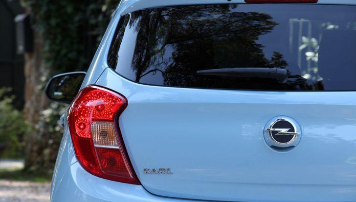 Opel Karl GPL Tech, 100 km con tre euro: il Test Drive - Foto 14 di 37