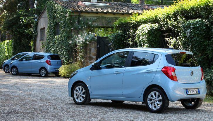 Opel Karl GPL Tech, 100 km con tre euro: il Test Drive - Foto 10 di 37