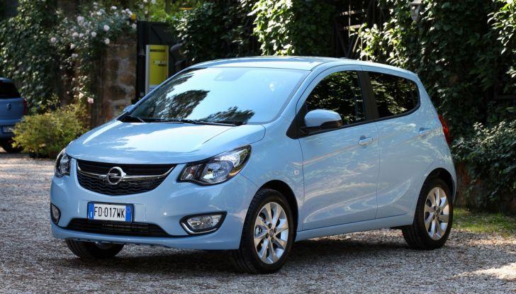 Opel Karl GPL Tech, 100 km con tre euro: il Test Drive - Foto 22 di 37