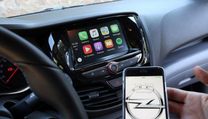 Opel Karl GPL Tech, 100 km con tre euro: il Test Drive - Foto 15 di 37