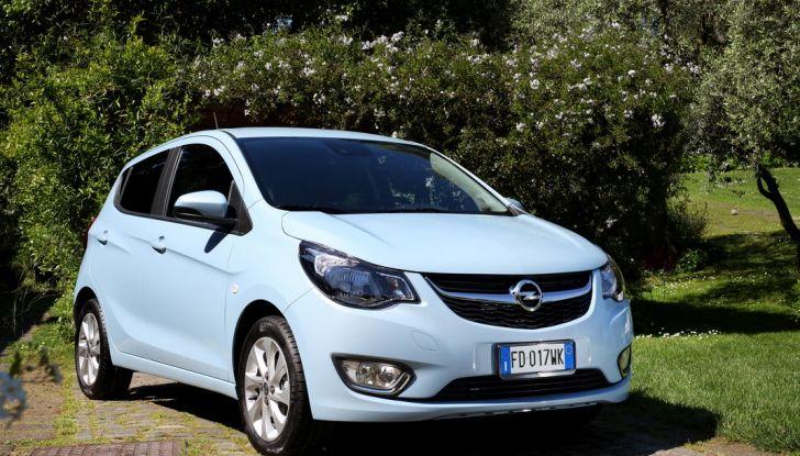 Opel Karl GPL Tech, 100 km con tre euro: il Test Drive - Foto 26 di 37