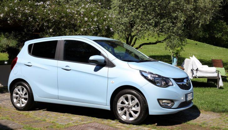 Opel Karl GPL Tech, 100 km con tre euro: il Test Drive - Foto 27 di 37