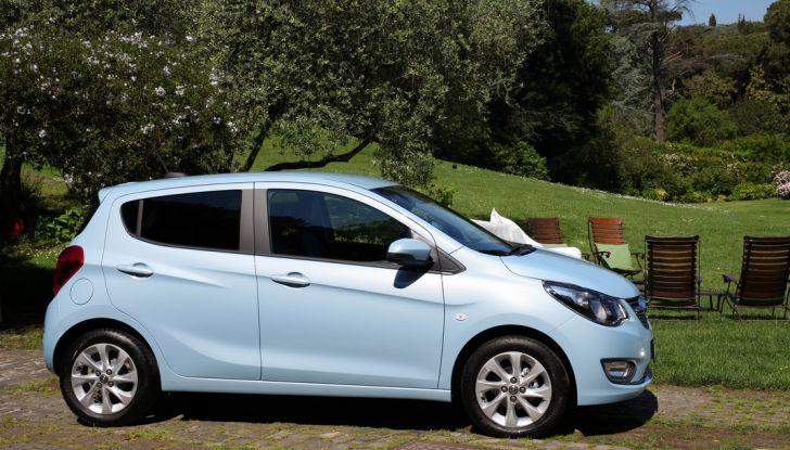 Opel Karl GPL Tech, 100 km con tre euro: il Test Drive - Foto 28 di 37