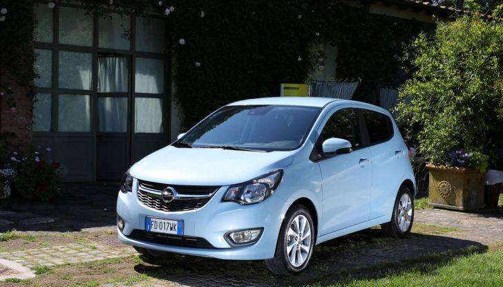 Opel Karl GPL Tech, 100 km con tre euro: il Test Drive - Foto 29 di 37