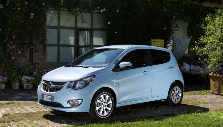Opel Karl GPL Tech, 100 km con tre euro: il Test Drive - Foto 30 di 37
