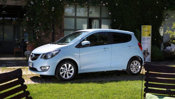Opel Karl GPL Tech, 100 km con tre euro: il Test Drive - Foto 31 di 37