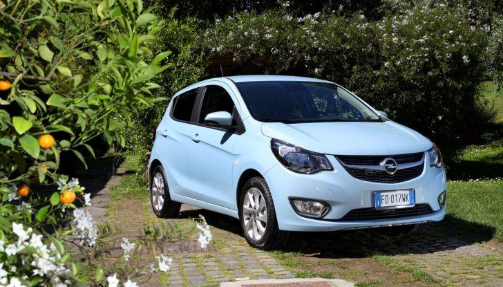 Opel Karl GPL Tech, 100 km con tre euro: il Test Drive - Foto 32 di 37