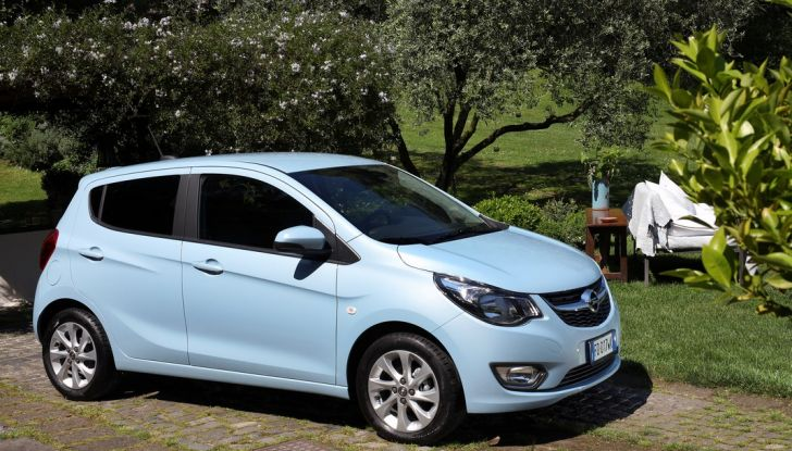 Opel Karl GPL Tech, 100 km con tre euro: il Test Drive - Foto 33 di 37