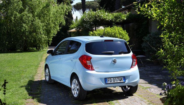 Opel Karl GPL Tech, 100 km con tre euro: il Test Drive - Foto 35 di 37