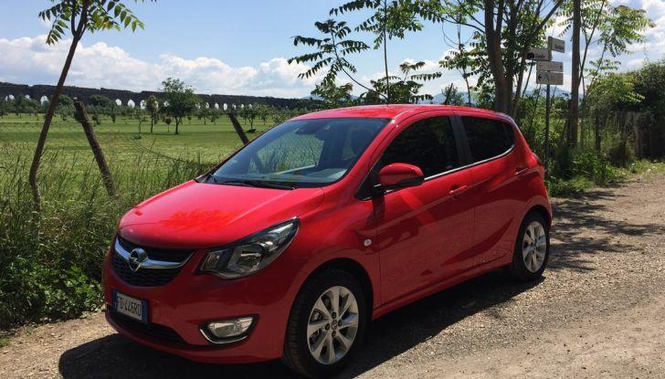 Opel Karl GPL Tech, 100 km con tre euro: il Test Drive - Foto 2 di 37