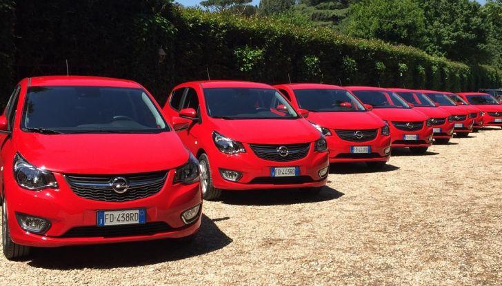 Opel Karl GPL Tech, 100 km con tre euro: il Test Drive - Foto 3 di 37