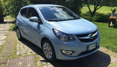 Opel Karl GPL Tech, 100 km con tre euro: il Test Drive