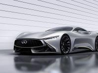 Infiniti Concept Vision GT: esposta alla presentazione di Gran Turismo Sport GT