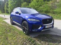 Jaguar F-Pace 3.0d e Supercharged: prova su strada, prezzi e prestazioni