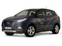 Hyundai lancia il primo car sharing a idrogeno del mondo