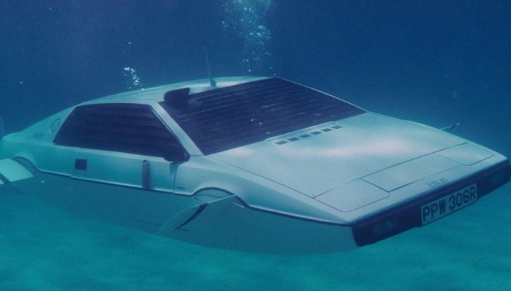 Le 10 auto che hanno fatto la storia nei film - Foto 6 di 11