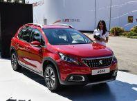 Nuova Peugeot 2008 alle Internazionali BNL: guida virtuale con Stefano Accorsi