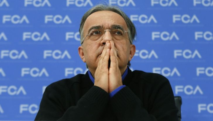 Sergio Marchionne lascia FCA per gravi condizioni di salute - Foto 6 di 9