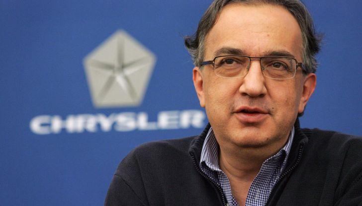 Sergio Marchionne lascia FCA per gravi condizioni di salute - Foto 3 di 9