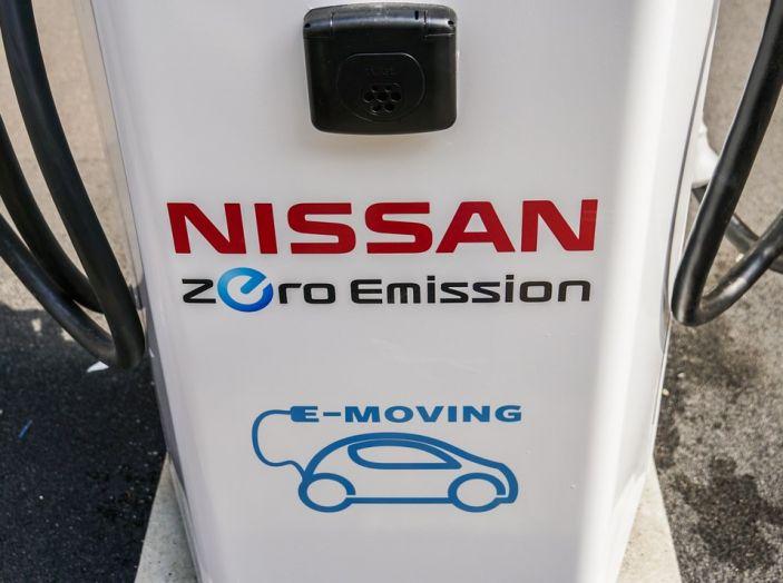 Nissan e A2A, inaugurate a Milano le prime colonnine pubbliche di ricarica rapida per i veicoli elettrici - Foto 12 di 21